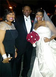 Td Jakes Daughters Wedding.Courtney Mcbath Daughter Wedding Unique Wedding Ideas